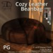 [DDD] Cozy Leather Beanbag (PG)
