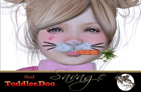 ...:::Savage:::... Bunny Face ToddleeDoo