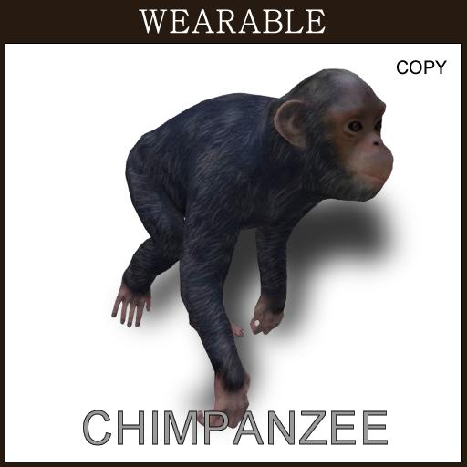 [TomatoPark] DEMO Wear Chimpanzee