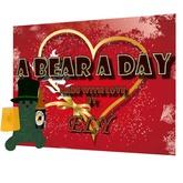 St Patrick's Day Bear - hug script - just wear