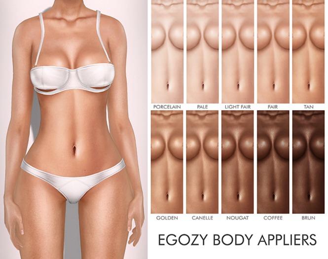 Egozy.Body Appliers