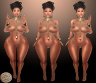 akoko queen poses pack