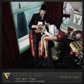 [ Focus Poses ] Couple 104
