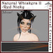 Ephemeral Neko - Natural Whiskers (Series 2) - Red Nicky