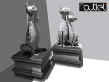 *_*C-Outlet*_* Naps Stone Cat