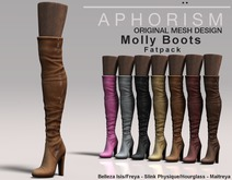!APHORISM! Molly Boots - Fatpack