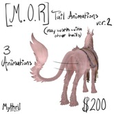 ~Mythril~ Teegle Animations: [M.O.R] Tail animations ver.2