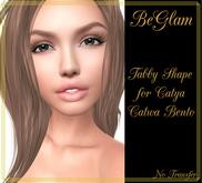 BeGlam ~ Tabby Shape Catwa Catya Bento Shape
