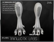 [RL] Dragon legs - Unrigged