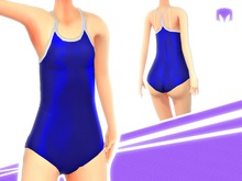 Mauve School Swimsuit