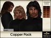 Amacci Hair ~ Sven - Copper Pack