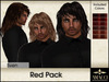 Amacci Hair ~ Sven - Red Pack