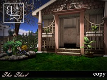 [BR] Garden She Shed Package