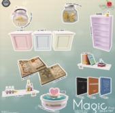 10{Magic Shop} ancient book A .::Cubic Cherry::.