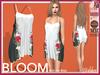 [Wishbox] Bloom Slip Dress (Black) - Maitreya SLink Physique Hourglass Fitmesh Standard Sizes Mesh Spring Summer Tunic