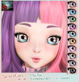 *{ SeVered GarDeN } * SeVerEyes # 4 - for Kemono/M3/M4