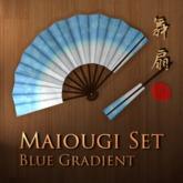 Maiougi Set - Blue Gradient