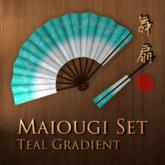 Maiougi Set - Teal Gradient