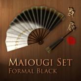 Maiougi Set - Formal Black