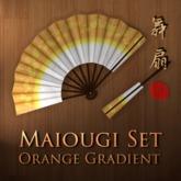 Maiougi Set - Orange Gradient