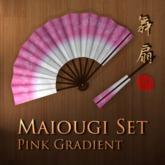 Maiougi Set - Pink Gradient