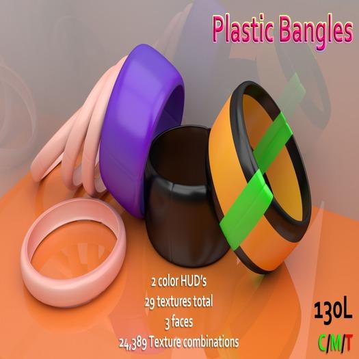 Toast  - Plastic Bangles