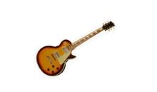 Brown Guitar Animated