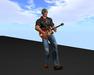14 Mocap Guitar animations & 6 Handmade FULL PERMS