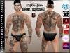 [HUD] Male Tattoo Applier - Religious & Timeless ( Full Body )