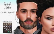 ::ALTER:: Cheshire Earcuff - Right (HUD 15 textures - Resizer)