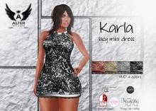 ::ALTER:: Karla - lacy mini dress / Maitreya-Belleza-TMP-SLink