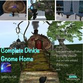 Complete furnished home for Dinkie Avatars or child(crate)