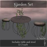 *~ by Nacht ~ Garden Set  (Wear to unpack)