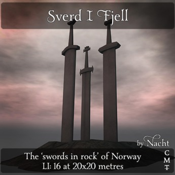 *~ by Nacht ~ Sverd i Fjell