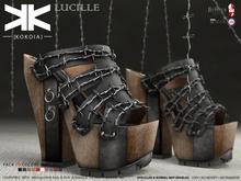 Lucille :: Shoes :: 10 Colors :: {kokoia}