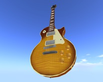 Similar to Michael Bloomfield Les Paul '59 Standard  // Scripted, Mocap Animated, Riffs, Record or Load Songs, Stool