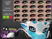 +KS+ Nefarious Eyes // Kobold