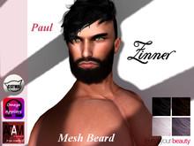 >Zinner< Paul Mesh Beard