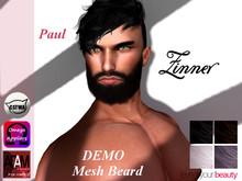 >Zinner< DEMO Paul Mesh Beard
