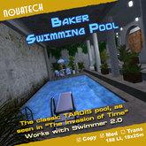 TARDIS Expansion, Baker Swimming Pool