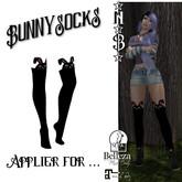 *N*B* Bunnysocks applier