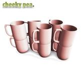 :CP: Modern Farmhouse Foodie Mug Clutter