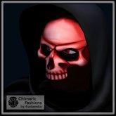 Skull Mask - Blood (Sculpty)