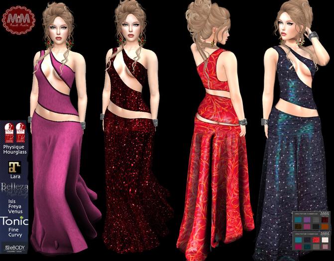 M&M-GISELA DRESS-MAR17