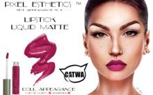 .:DA:. Lipstick Liquid Matte CATWA 3