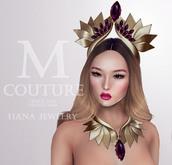 [Modern.Couture] Jewelry - Hana