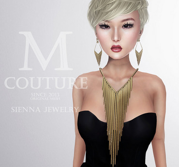 [Modern.Couture] Jewelry - Sienna