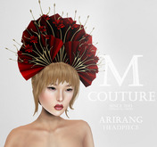 [Modern.Couture] Jewelry - Arirang Headpiece
