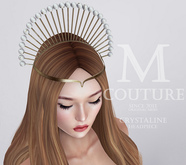 [Modern.Couture] Jewelry - Crystaline Headpiece