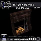ShotGun Rack Prop 4